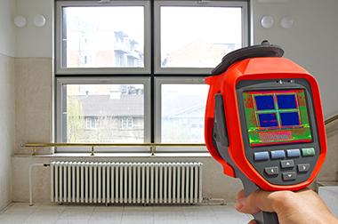サーモグラフィーカメラを使用したわかりやすい住宅診断!