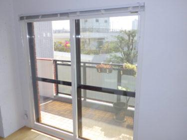 渋谷区 マンションの防音窓リフォーム
