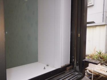 葛飾区 後からでも窓工事は出来ます。